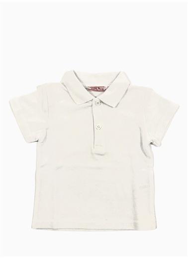 Zeyland Zeyland T-Shirt Polo Beyaz Beyaz